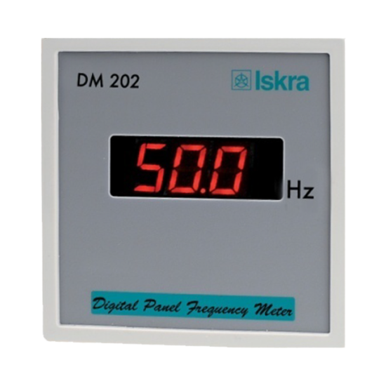 Digital Panel Frequency Meter DM 202