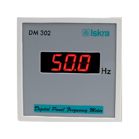 DM 302 - Digital Panel Frequency Meter