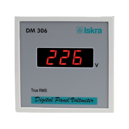 DM 306 - Digital Panel Voltmeter