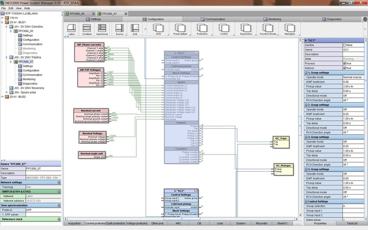 NEO3000 Power System Manager