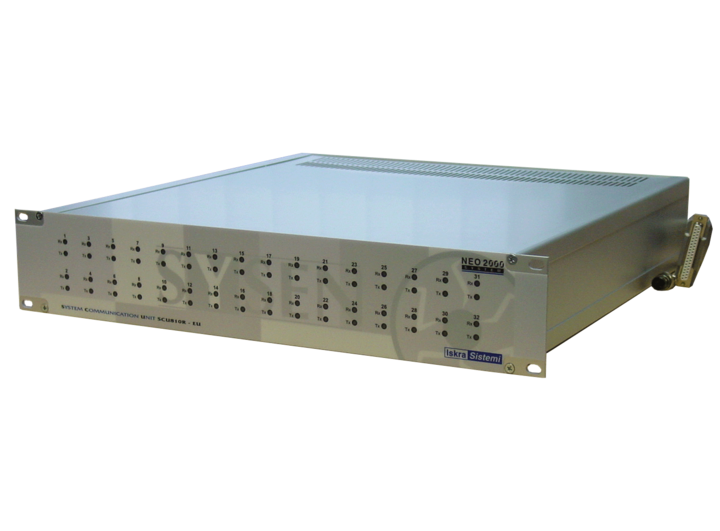 Extension Communication Unit ECU
